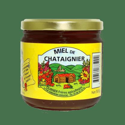 Miel de Châtaignier 500g