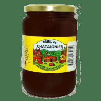 Miel de Châtaignier en 1kg