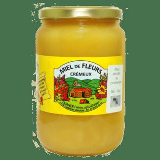 Miel de Fleurs crémeux 1kg