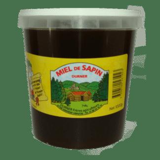 Miel de Sapin 1kg en plastique EN PROMOTION